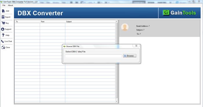 Uporabite Strokovno Orodje Za Varno Pretvorbo Datotek Dbx V Outlook