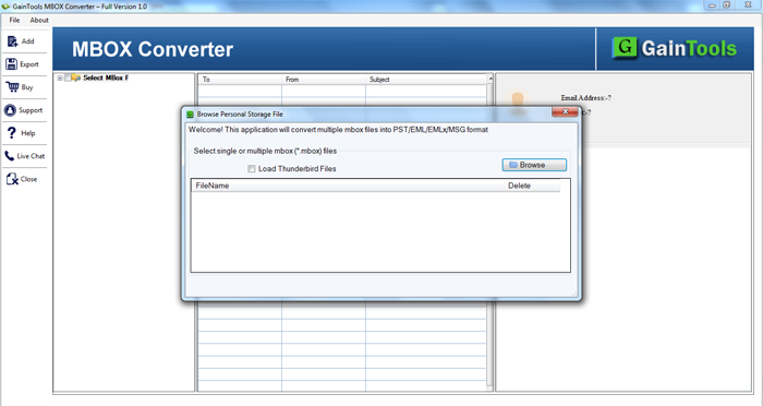 Z Uporabo Tega Neverjetnega Orodja Lahko Zanesljivo Pretvorite Datoteke Mbox!