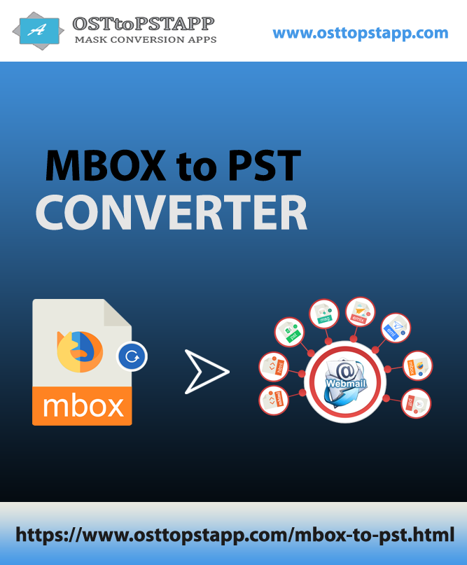 How To Export Mbox To Outlook Pst ?