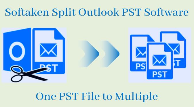 Ein Effektives Tool Für Die Split Outlook Pst-Software