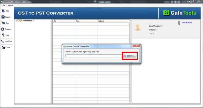 Datoteke Outlook Ost Pretvorite V Format Outlook Pst S Pametnim Orodjem