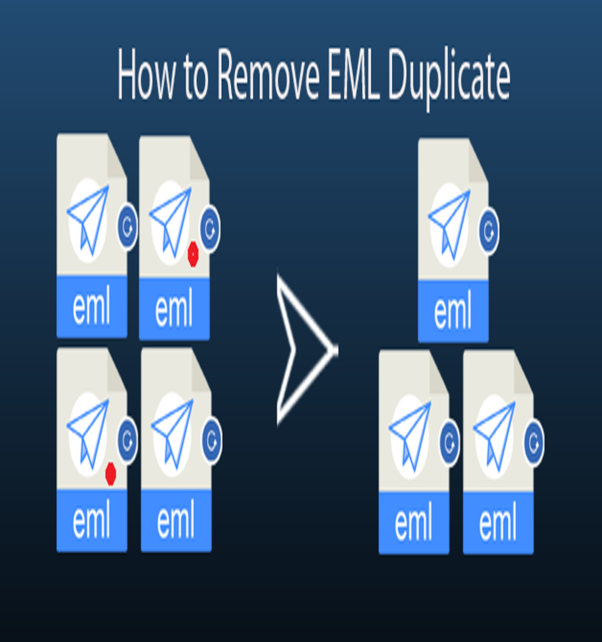 Removing Duplicate Eml Email Folder
