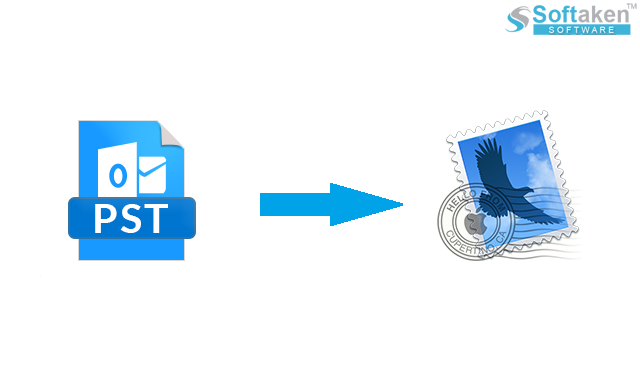 Softaken Solution For 2019 Outlook Pst File In Apple Mail Migration Issue