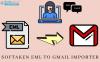Metode Ročnega Uvoza Eml V Datoteko Gmail